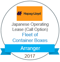 Hapag-Lloyd Fleet Container Boxes